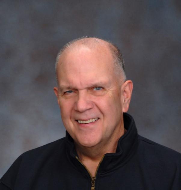 Ron Henson, Volunteer Receptionist