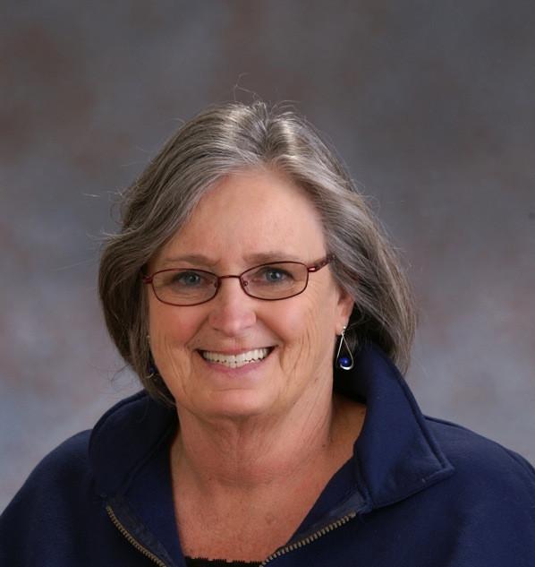 Ann Cochran, Volunteer Receptionist
