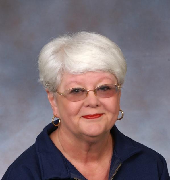 Susan Carlton, Volunteer Receptionist