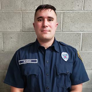 Cody Kubiak, Volunteer Responder