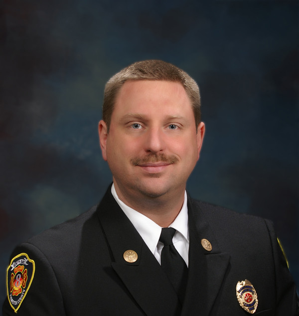 """Assistant Chief Brandon LeMay    Chief LeMay joined the South Bay Fire Department in October of 2010, as the Training and Safety Officer. He has been in the fire service since 1996 when he graduated from the Louis F. Garland Fire Training Academy in San Angelo, TX. As a U.S. Air force firefighter he has been stationed in Texas, Kansas, Korea, Missouri, Massachusetts, Kuwait, and Afghanistan.   Prior to his employment with SBFD, Brandon was a Chief Deputy State Fire Marshal with the Washington State Fire Marshal's Office. Brandon has received the Chief Fire Officer (CFO) Designation, his National Fire Academy, Executive Fire Officer (EFO) certification and is a graduate of the University of New Haven, CT, where he received two Bachelor's Degrees; to include a B.S. in Fire Administration and a B.S. in Fire/Arson Investigation with a minor in Criminal Justice.   Brandon, his wife Belle and their son's Dylan and Ayden live in Lacey, WA. Brandon and his family enjoy traveling, meeting new people, camping, and most other outdoor activities. Email Chief LeMay at lemay@southbayfire.com.  """"The South Bay Fire Department is a group of exceptionally talented and dedicated members that I am very proud to be a part of! If anyone else thinks they have what it takes to be an emergency responder – I recommend applying to join our team!."""""""