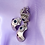 Thumbnail:  Bent But Not Broken Double Drop with Gemstone Earrings