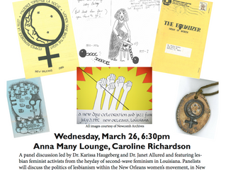Lesbian Herstory Event March 26th