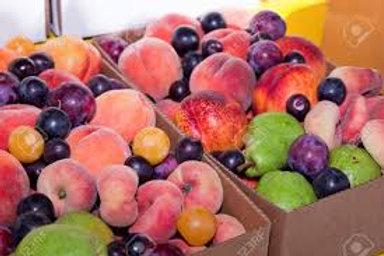 Peaches, Plumbs, Pears...