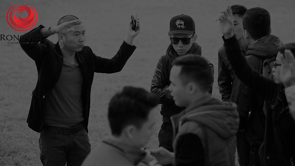 Nghề tổ chức sự kiện : Sau sân khấu sôi động là một không khí căng thẳng - công ty sự kiện Rồng Việt