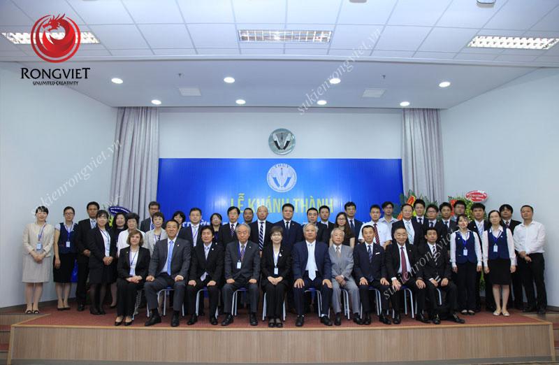 Lễ khánh thành đại học Y khoa Tokyo - Công ty sự kiện Rồng Việt