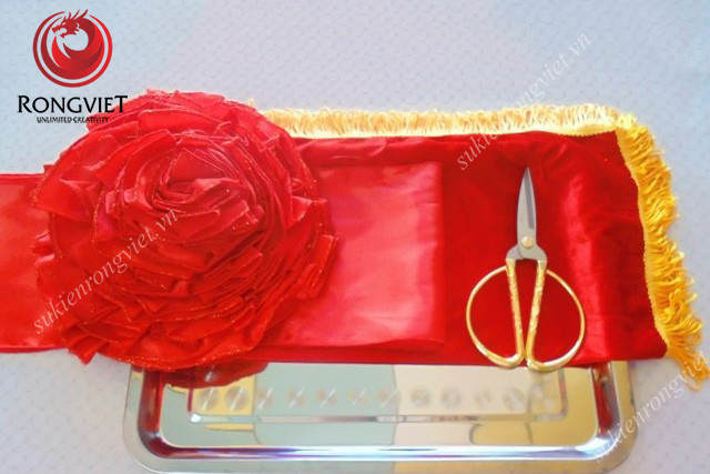 Bộ dụng cụ nghi thức - công ty sự kiện Rồng Việt