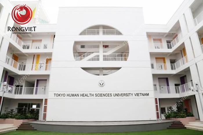 Toàn cảnh trường đại học Y Khoa Tokyo - Công ty sự kiện Rồng Việt