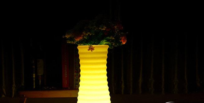 Bình hoa LED phát sáng BH001