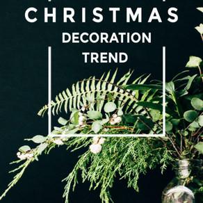 Xu hướng trang trí Giáng sinh năm 2019