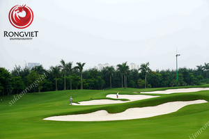 Lễ khánh thành sân Golf Long Biên - Công ty sự kiện Rồng Việt