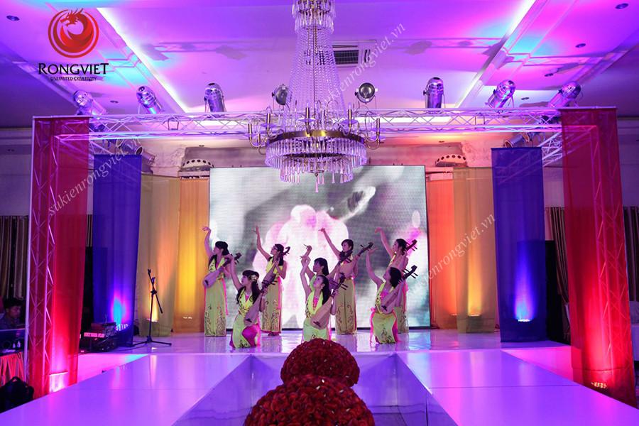 Nhóm múa Rồng Việt cung cấp trong sự kiện - Công ty sự kiện Rồng Việt