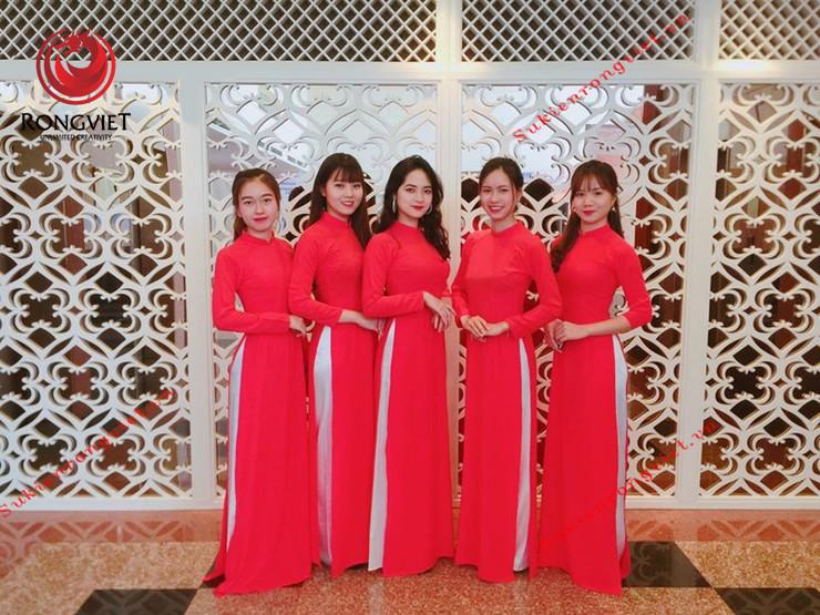 Đội ngũ PG chuyên nghiệp trong sự nghiệp - Công ty sự kiện Rồng Việt