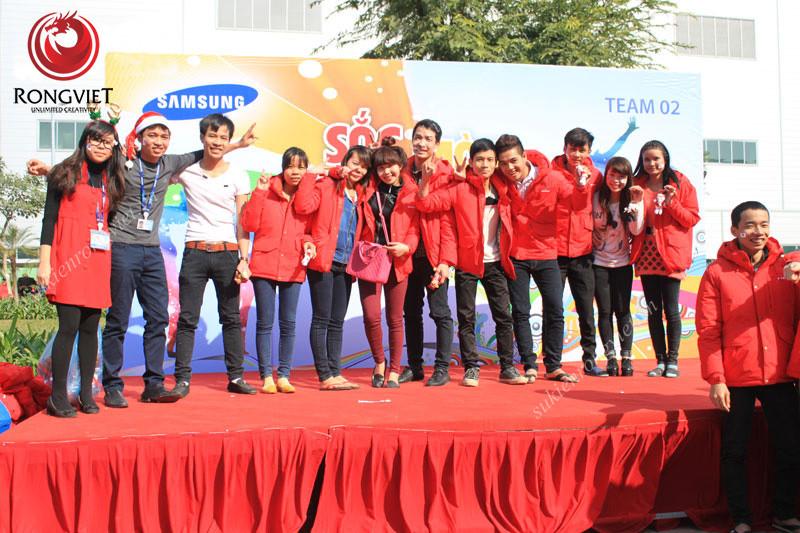 Samsung festival 2014 - Công ty sự kiện Rồng Việt - Công ty tổ chức sự kiện