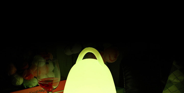 đèn led trang trí nhà hàng