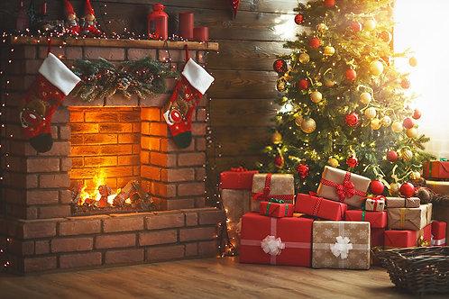 Cây thông Noel trong nhà