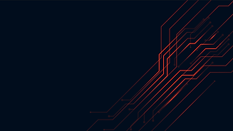 Back red technology background.png