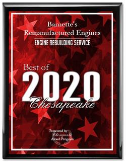 Best of Chesapeake 2020