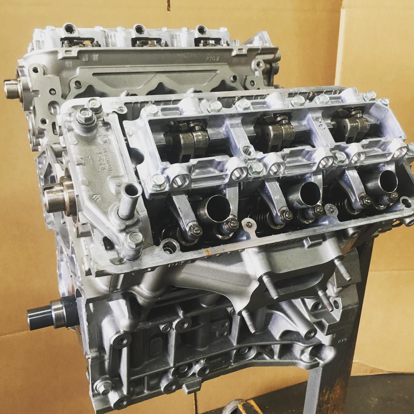 Honda J35Z8 Reman Engine