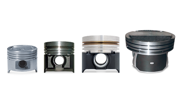 Internal engine pistons