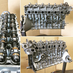 In-Line 6 Reman Engine