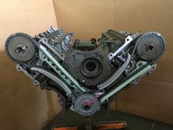 Barnettes Reman Ford engine