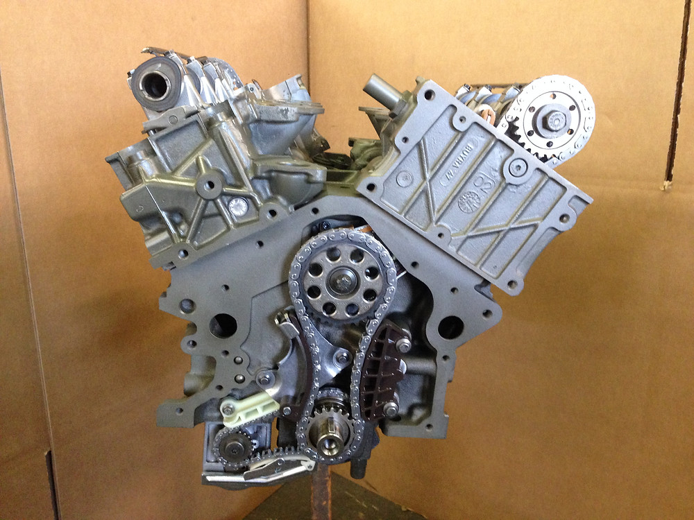 Barnettes Remanufactured Ford 4.0L SOHC Engine