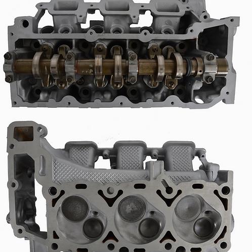 Chrysler 3.7L cylinder head