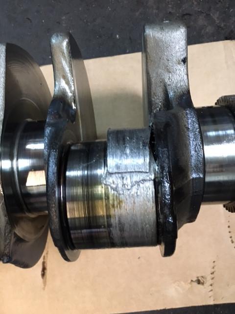 Ford 6.4L Diesel bearing failure