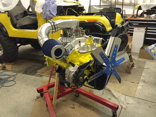 AMC 304 Engine