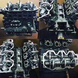 Barnettes Engines remanufactured #nissanfrontier 3
