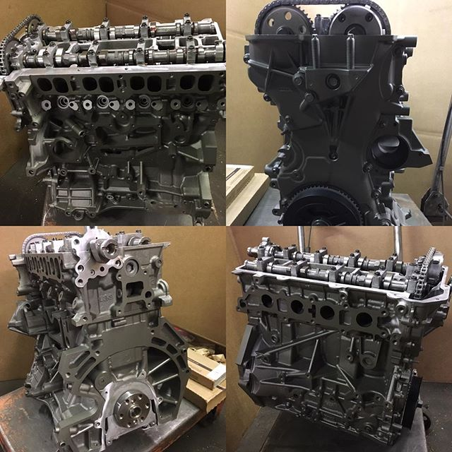 2007 Mazda #cx7 remanufactured engine by #barnettesengines