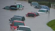 Preparing Vehicles for a Hurricane