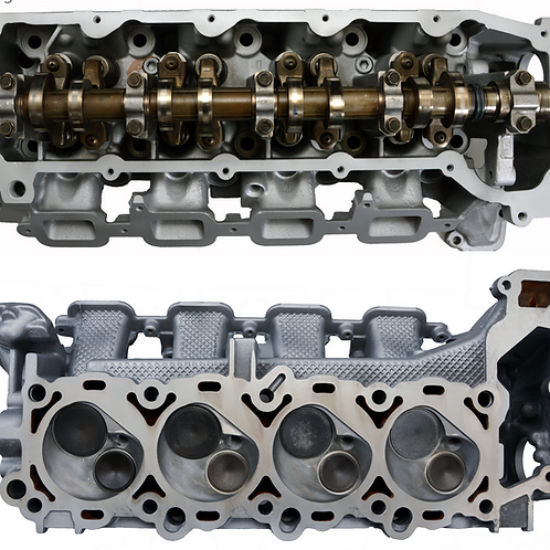 Chrysler 4.7L cylinder head