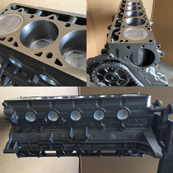 Barnettes Remanufactured Jeep 4.0L short block engine
