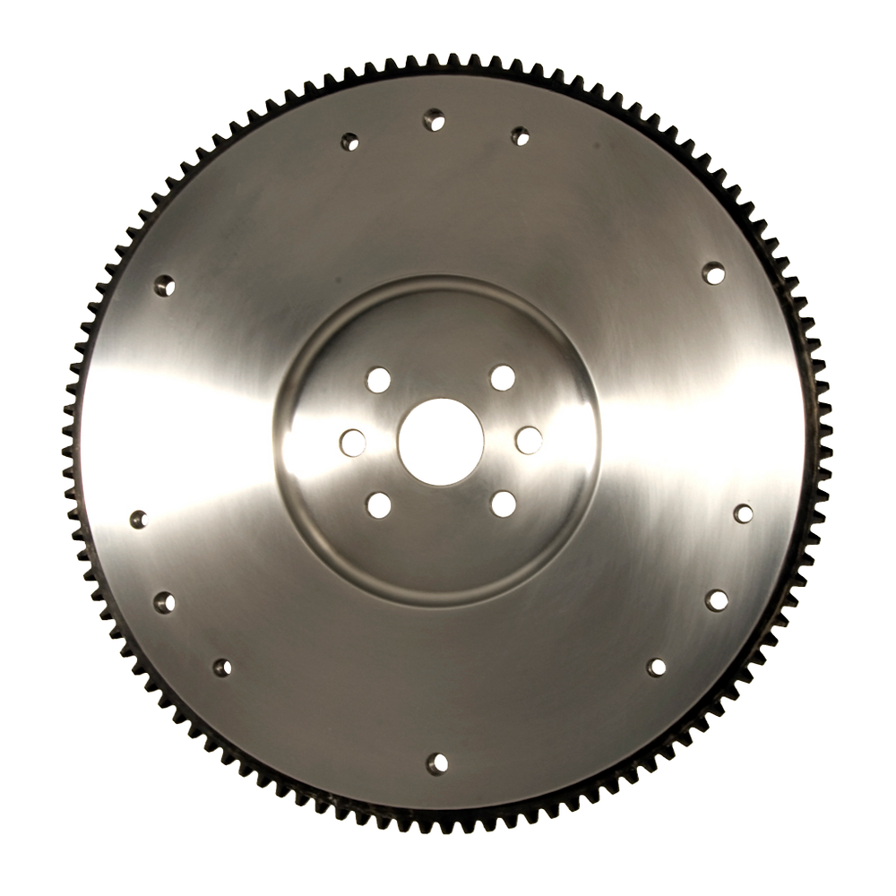 Resurfaces flywheel at Barnettes Remanufactured Engines