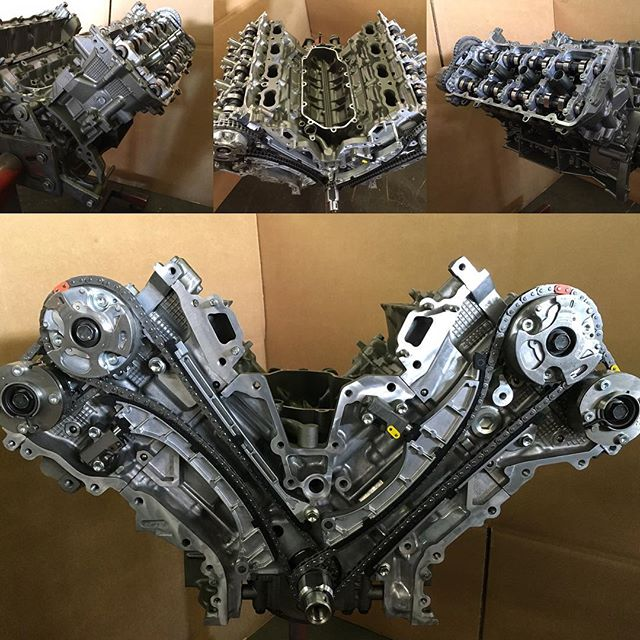 Reman 2007 #toyotatundra engine at #barnettesengines in Chesapeake, VA