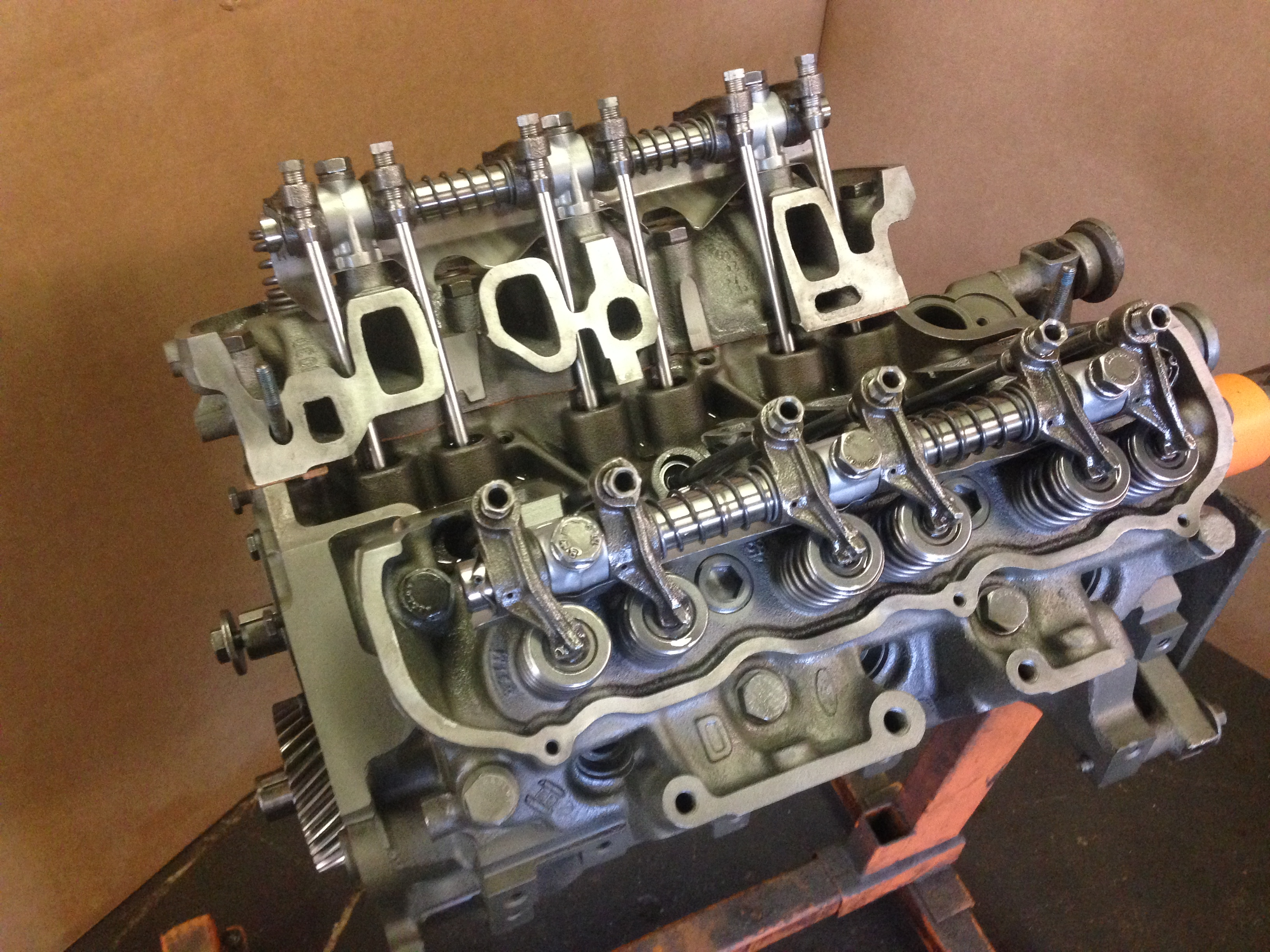 Barnettes Engines Ford 2.8L