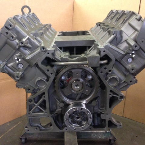 6.0L Ford Diesel Barnettes Engines