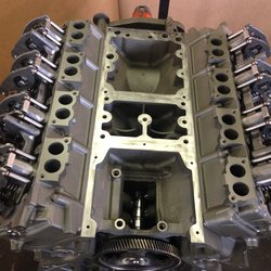 Barnettes Remanufactured Ford 6.4L Diesel rebuilt engine