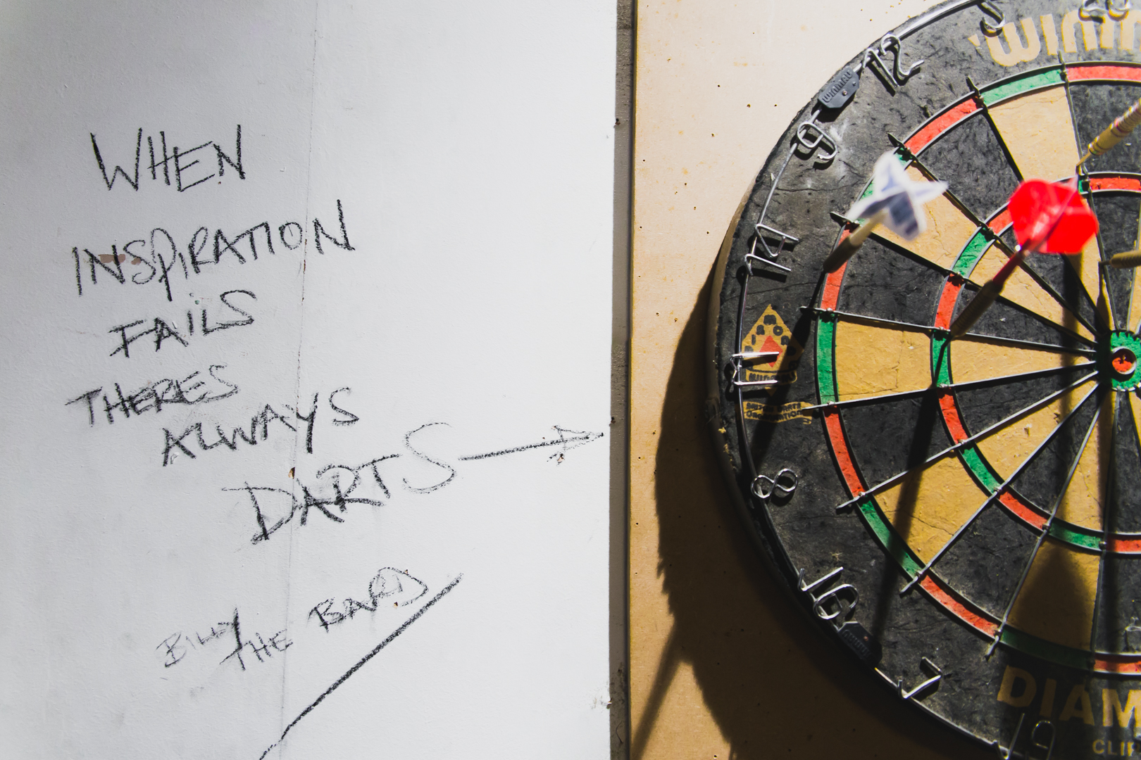 STUDIO TWO DARTS