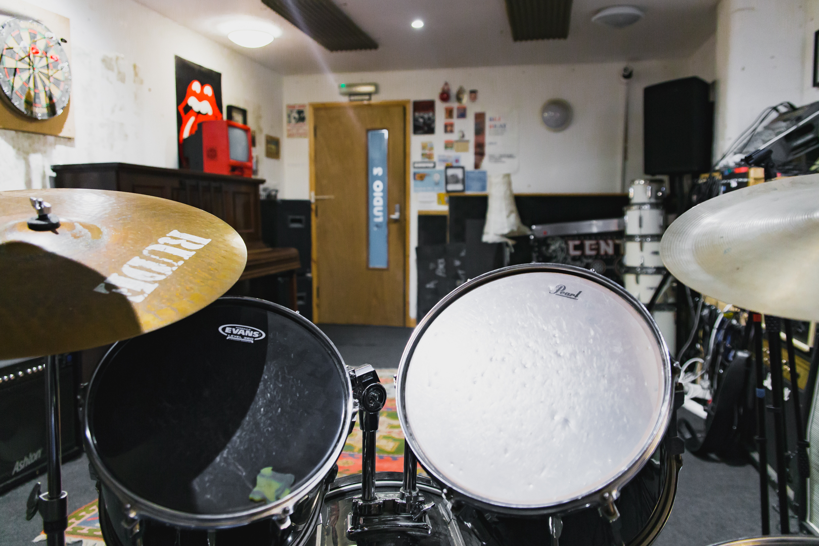 STUDIO TWO DRUMS