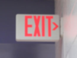 Exit & Emergency Light Inspections