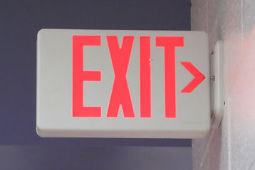 Exit & Emergency Light Inspectons