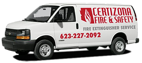 Phoenix Mobile Fire Extiguisher Service