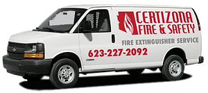 Mobile Fire Extinguisher Service