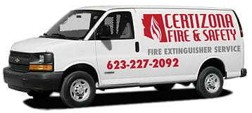 Phoenix Fire Extinguisher Mobile Service