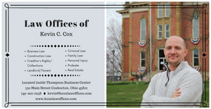 ohio criminal defense, attorney, ohio mechanics liens, lawyer, coshocton attorney, coshocton county, construction law, business law, ohio