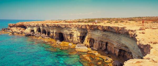 PAPHOS SEA CAVES