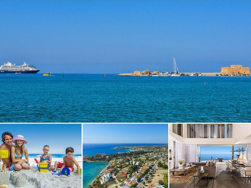 Paphos remained the most popular district to overseas buyers and investors